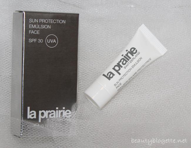 La Prairie Sun Protection Emulsion SPF 30