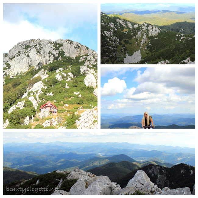 My summer with Kérastase + view from the top of the mountain Risnjak