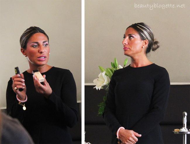 Shiseido event - Simona Caletti