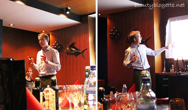 NovExpert event: Cyrille Telinge