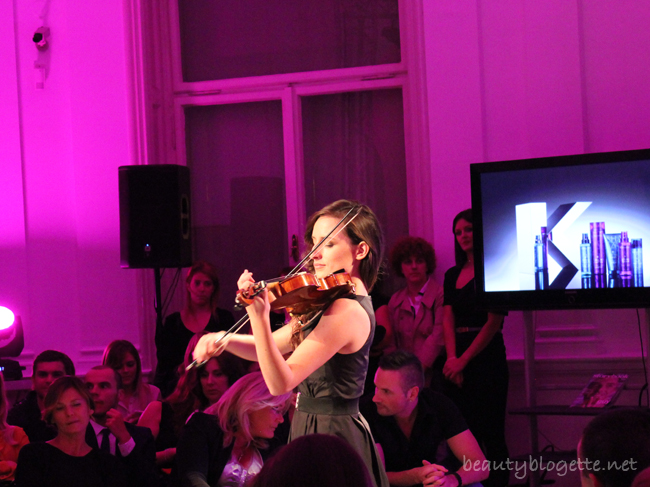 Kérastase Couture Styling event