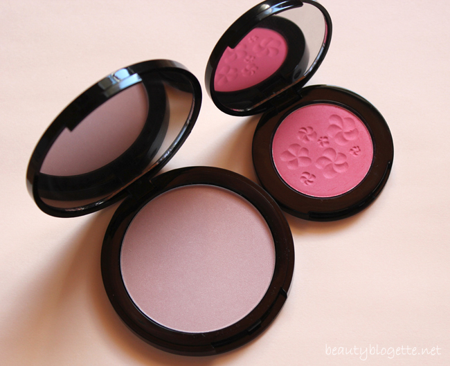 Rouge Bunny Rouge Original Skin Blush Orpheline & Highlighting Powder Sweet to Touch