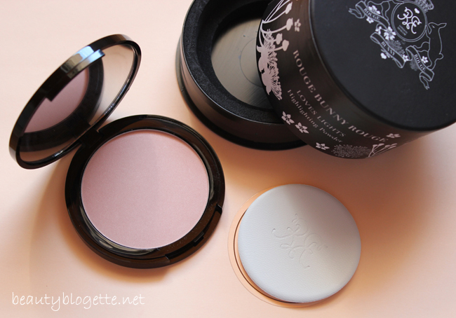 Rouge Bunny Rouge Highlighting Powder Loves Light 006 Sweet to Touch