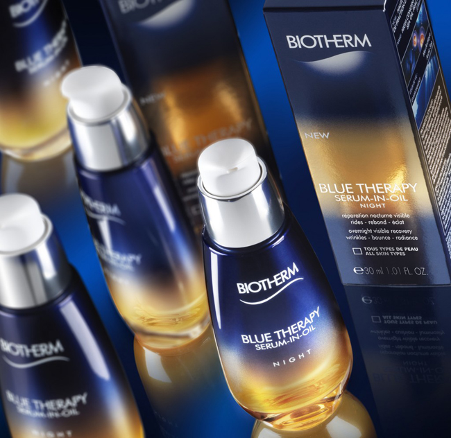 Biotherm Blue Therapy Serum-in-oil