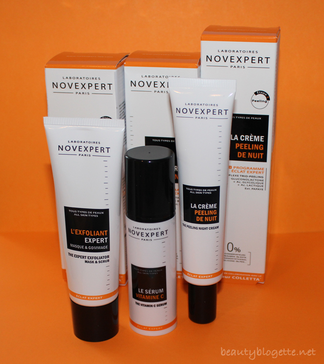 NovExpert Expert Radiance program