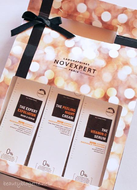 NovExpert Expert Radiance set