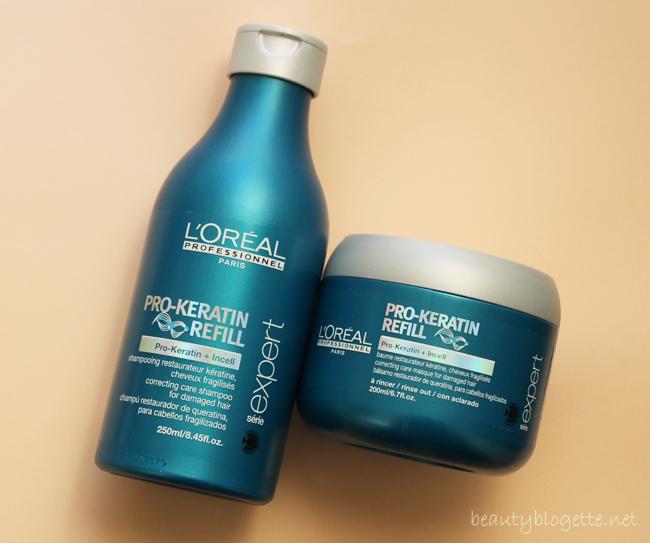 Rođendansko darivanje #3 - L'Oréal Professionnel Pro Keratin Refill