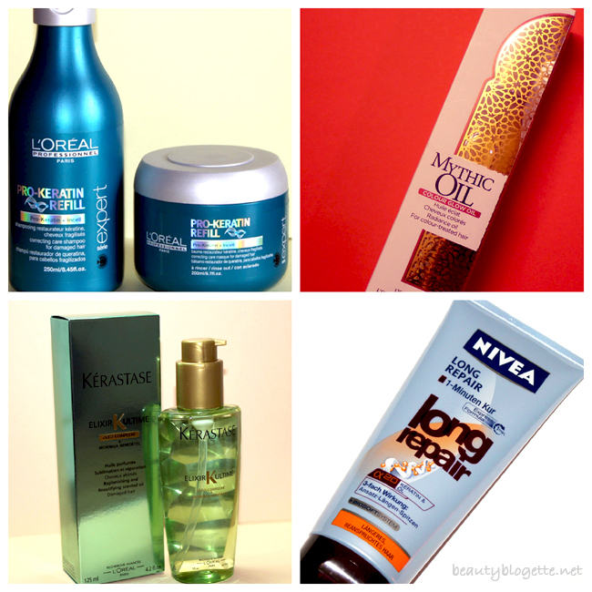 The best 2013 products - hair care