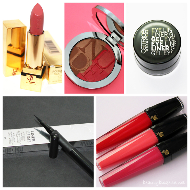 The best 2013 products- makeup