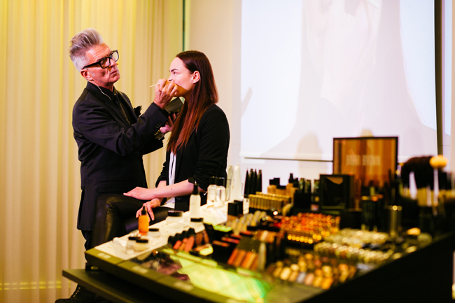 Bobbi Brown launch event