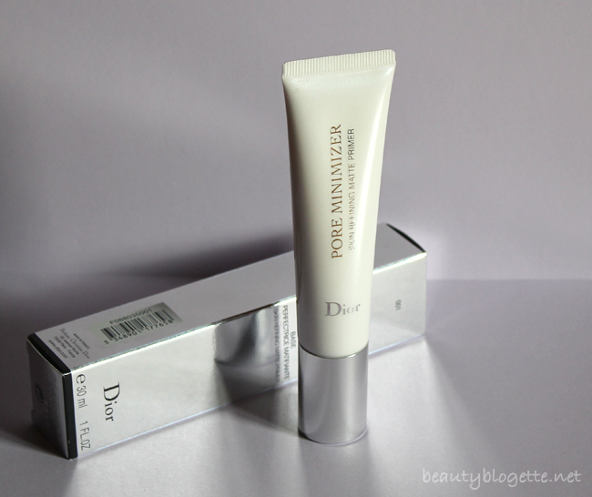 Dior Pore Minimizer skin refining matte primer