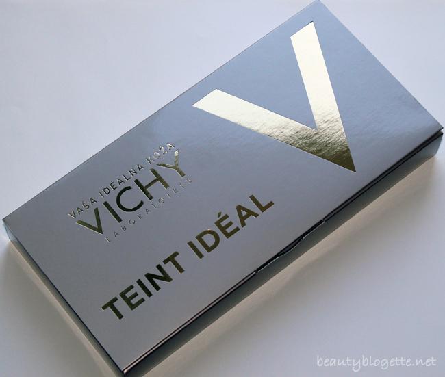 Vichy Teint Idéal kremasti puder