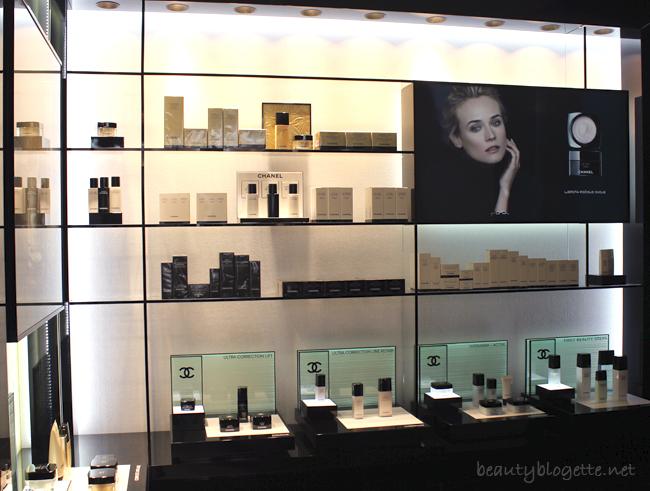Chanelov prostor mirisa i ljepote