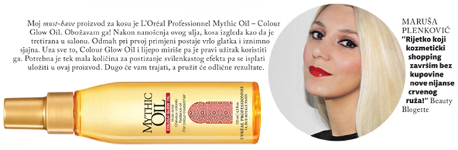Moja Kosa - L'Oréal Professionnel Mythic Oil
