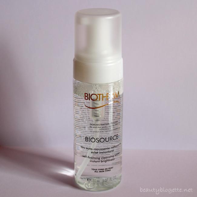 Biotherm Biosource pjena za čišćenje lica