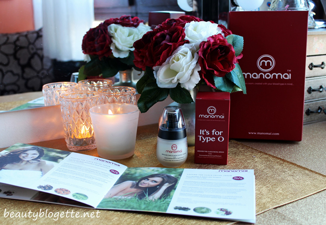 Manomai Around The Clock Facial Serum
