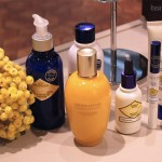 L'OCCITANE face treatment