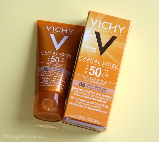 Vichy Capital Soleil BB krema