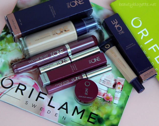 Oriflame The One collection