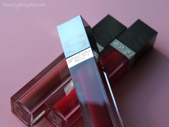 Sisley Phyto-Lip Gloss sjajila #5, #8 i #9