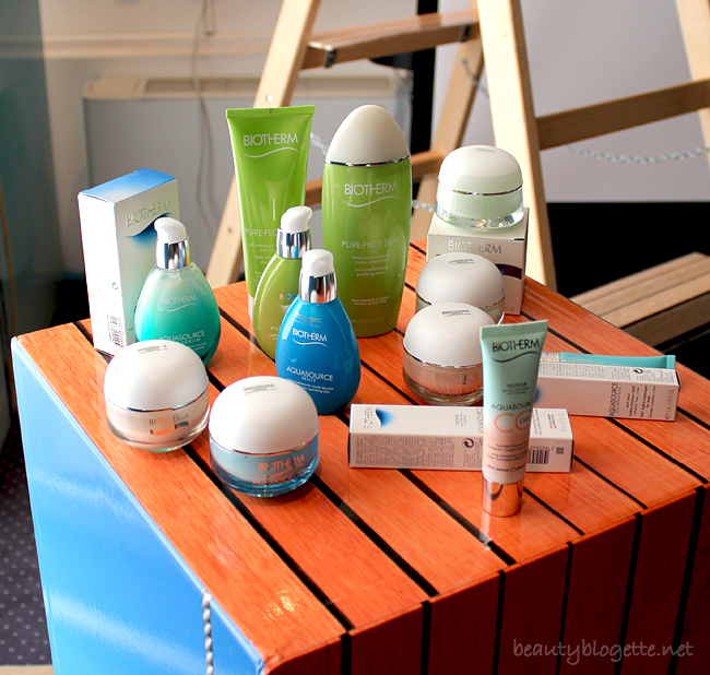 Summer escape uz Biotherm & Clarisonic