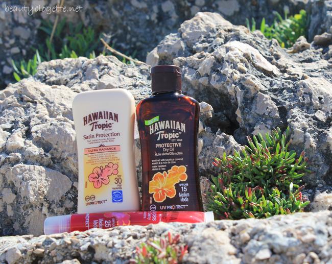 Hawaiian Tropic Zaštitni losion za sunčanje sa SPF 30 i Zaštitno ulje za Hawaiian Tropic Zaštitni losion za sunčanje sa SPF 30 i Zaštitno ulje za sunčanje sa SPF 15