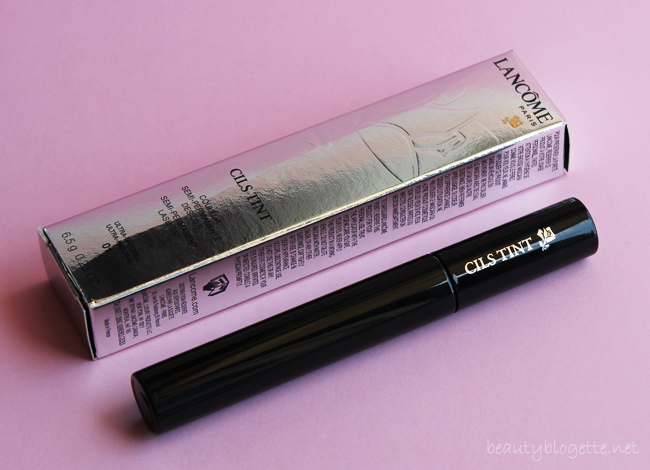 Lancôme Cils Tint - semi-permanent lash tint