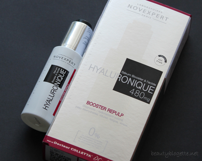 NovExpert Hyaluronic Repulp Booster serum