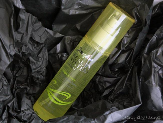 Douglas Beauty System Ginger & Lime Vitalising Body Spray