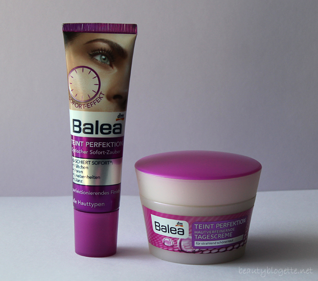 Balea Teint Perfection Mattifying Cream & Day Cream