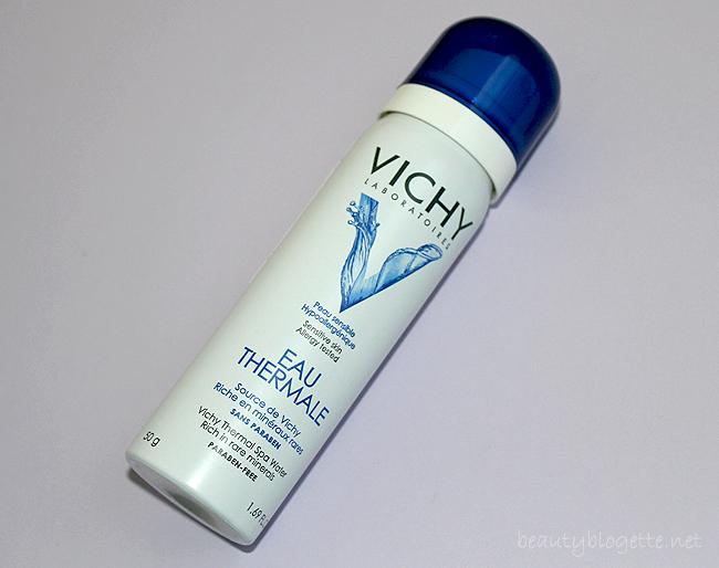 Vichy Termalna voda