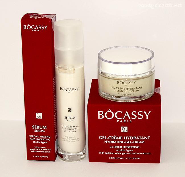 Bôcassy Paris Serum i Hidratantna gel-krema