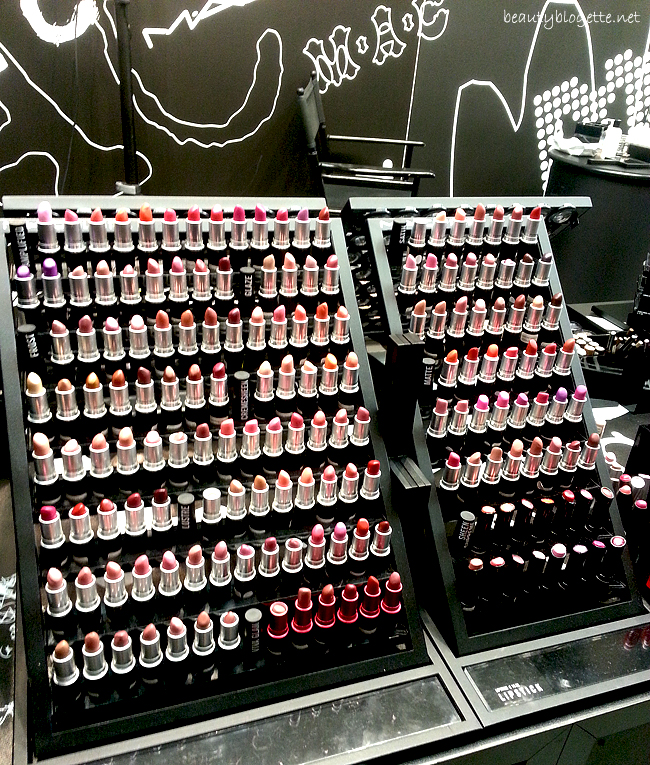 MAC Cosmetics prodavaonica u Trstu