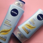 NIVEA Brilliant Blonde šampon i regenerator
