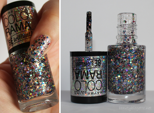 Maybelline New York Colorama BE brilliant! 418