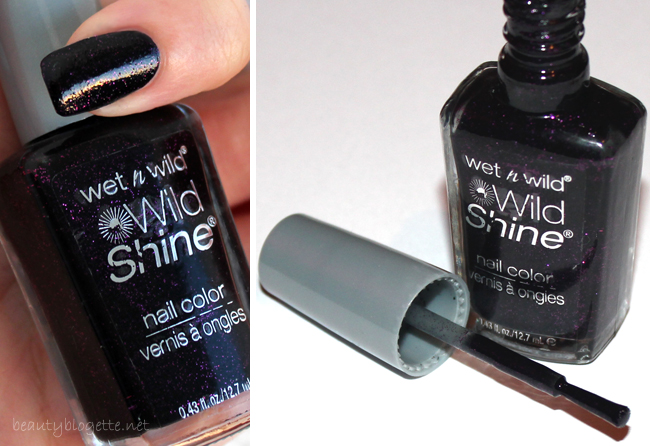 Wet n Wild Wild Shine E467 Night Prowl