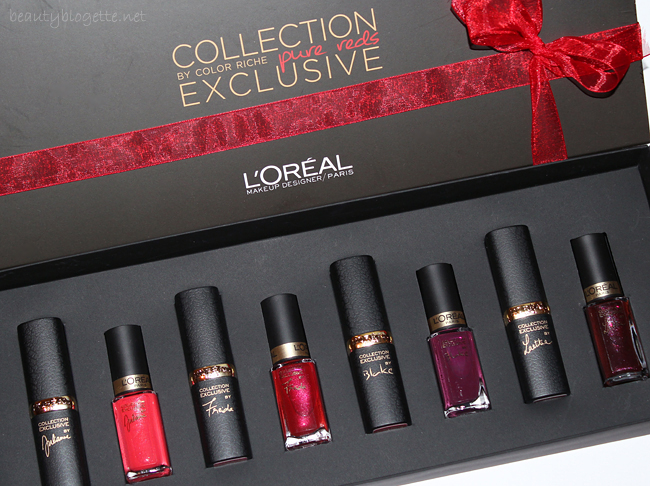 L'Oréal Paris Pure Reds