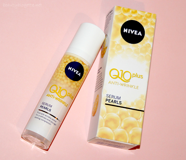 Nivea Q10+ Pearls Serum