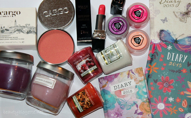 Cargo, Dior, The Body Shop, Yankee Candle, Primark