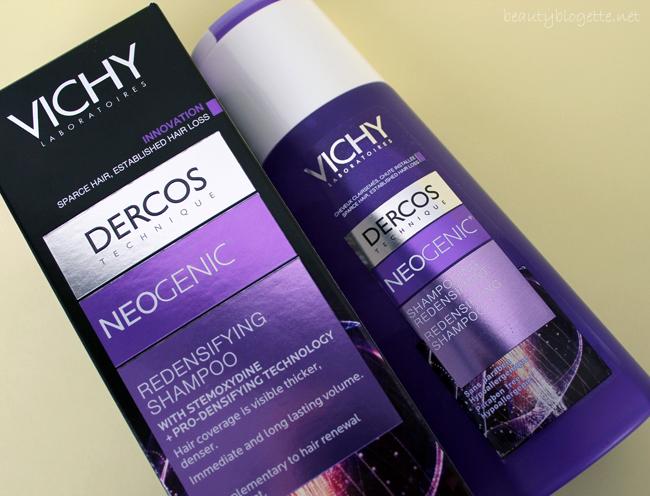 Vichy Dercos Neogenic šampon
