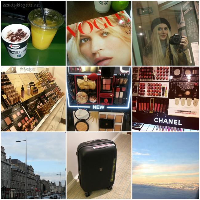 Travelogue: Aberdeen, Škotska II