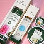 AlpStories: Melem za usne – Slatka Naranča, Gel za ruke – Kamilica & 100% organska cvjetna voda damask ruže