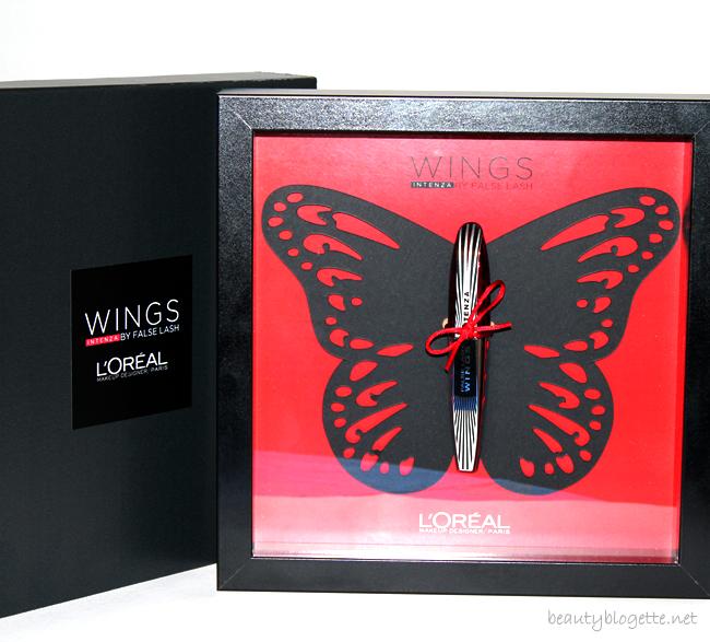 L'Oréal Paris False Lash Intenza Wings maskara
