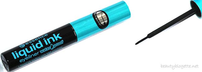 essence liquid ink waterproof eyeliner