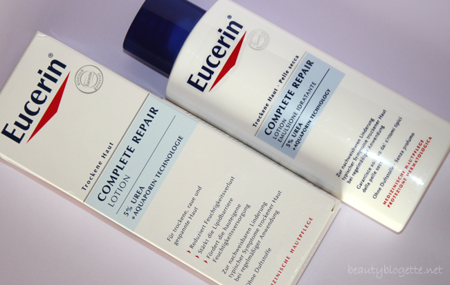 Eucerin Complete Repair losion s 5 % ureje