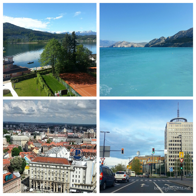 Travelogue: Pörtschach am Wörthersee, Baška - otok Krk, Zagreb i Ljubljana