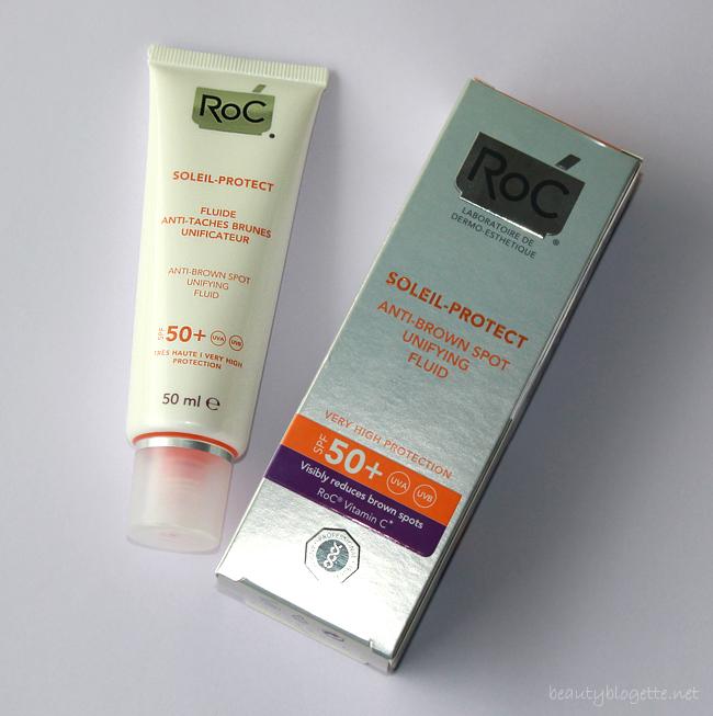RoC Soleil-Protect fluid SPF 50+