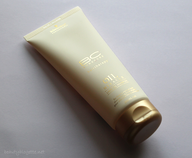 Schwarzkopf Professional BC Bonacure Oil Miracle - Light Oil Shampoo