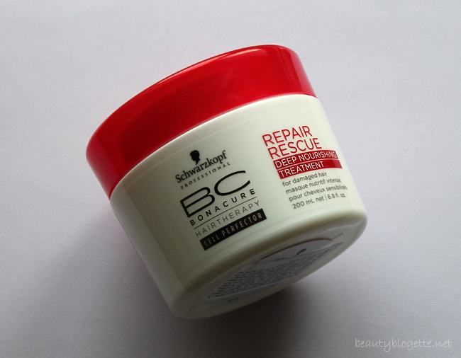 Schwarzkopf Professional BC Bonacure Repair Rescue - Deep Nourishing Treatment