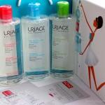 Uriage termalne micelarne vode za tri različita tipa kože